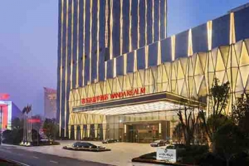 南昌十大顶级酒店:地理位置一流,尽享赣江风光