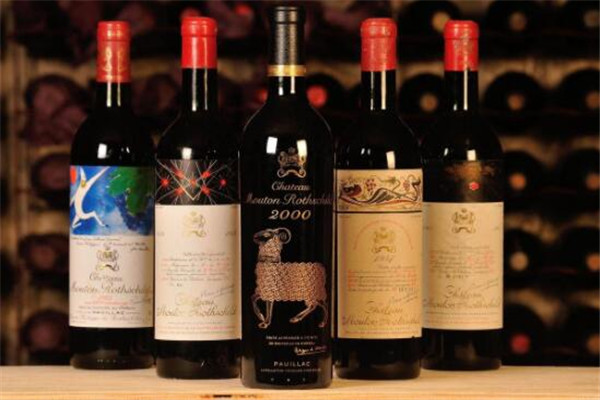全世界红酒排名,蒙特斯上榜,法国最多