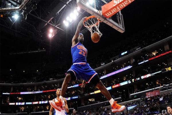 NBA历史出场时间榜 乔丹排名第5,詹姆斯第4,第一名竟是他