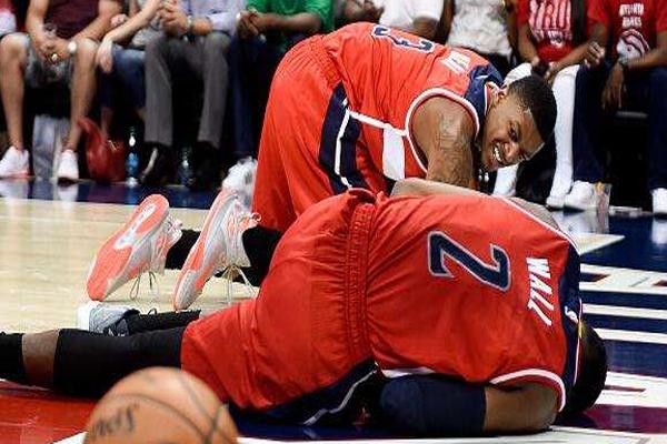 篮球运动员十大伤病 因伤病退役太多,对运动员多一份包涵