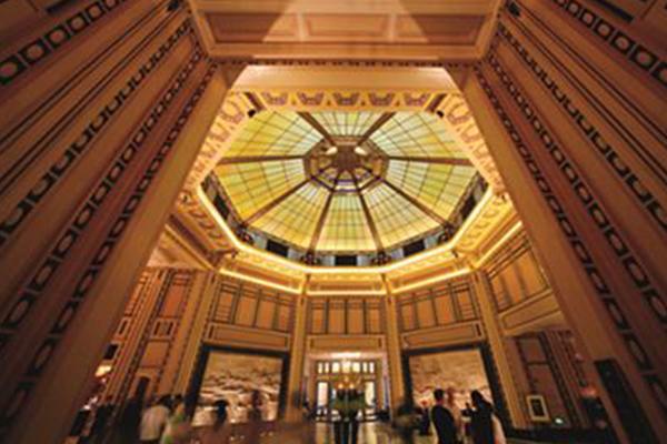 上海十大老宾馆排行
