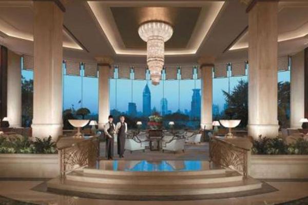 上海五星级酒店排行榜
