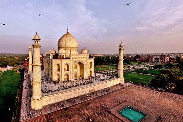 世界十大建筑奇迹