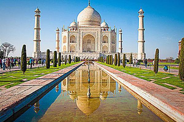 世界十大奇迹建筑