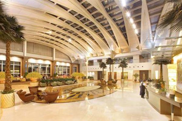 太原十大顶级酒店
