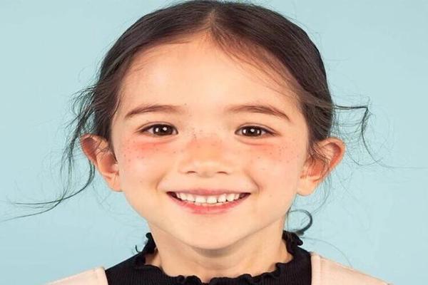 世界四大小萝莉 超级可爱!网友直呼:看到她们就想生孩子了
