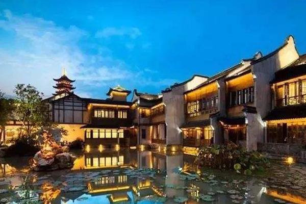 浙江十大顶级酒店
