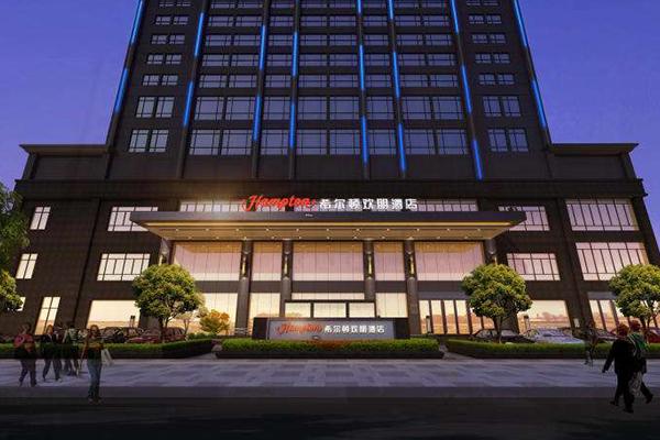 郑州十大顶级酒店