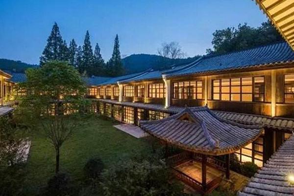 中国十大顶级度假酒店
