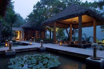 中国十大顶级度假酒店:阿丽拉乌镇上榜 每个都值得强烈推荐