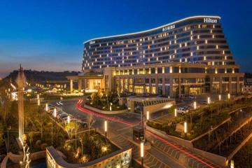 中國五星級酒店排行榜:喜來登 萬豪酒店 希爾頓酒店上榜