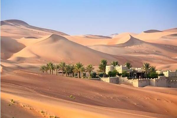 2,阿拉伯沙漠圖片