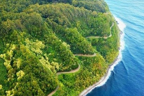 世界十大自驾之路 美国12号风景道上榜,哪些是你还没去的呢