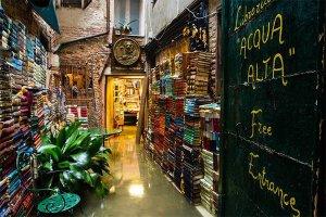 世界十大知名书店 北京的老书虫上榜,第一在威尼斯