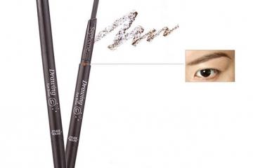 十大高性价比的眉笔:KATE 卡姿兰 悦诗风吟上榜 哪款最好用