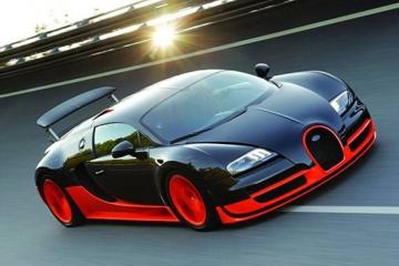 世界十大顶级超跑:世界顶级跑车排名 个个都超级炫酷