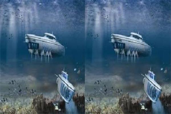 世界十大最深的海 大西洋第3,印度洋第2,第一名果然是它