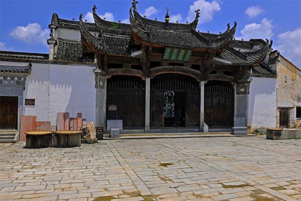 安徽十大古镇排名 第5名朱熹曾为它写诗,被誉为国宝之乡