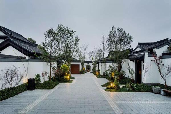 蓝城十大小镇  第一名被誉为是中国最成功的养老度假小镇