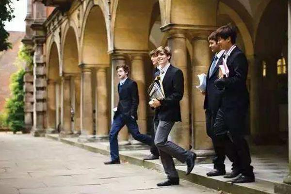 伦敦私立高中排行