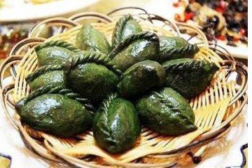台州十大小吃 青饺、麻糍上榜,第一名有滋补养颜美容功效