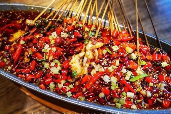 中国美食十大城市