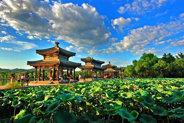 中国十大避暑城市