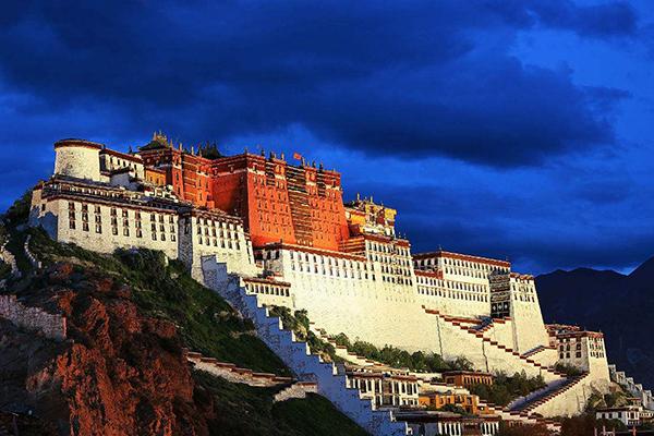 中国十大古堡