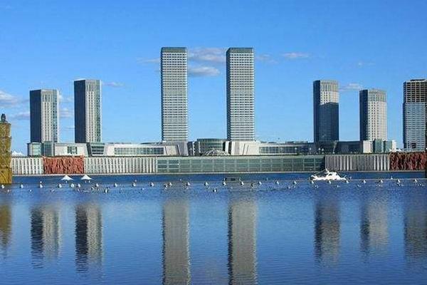 中国十大鬼城城市排名
