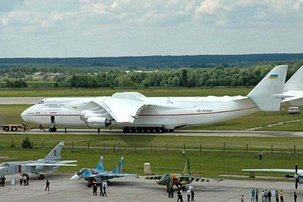 全球十大巨型运输机