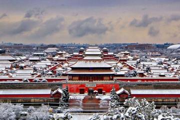 世界四大古建筑:故宫上榜 世界上还有哪些令人惊叹的建筑