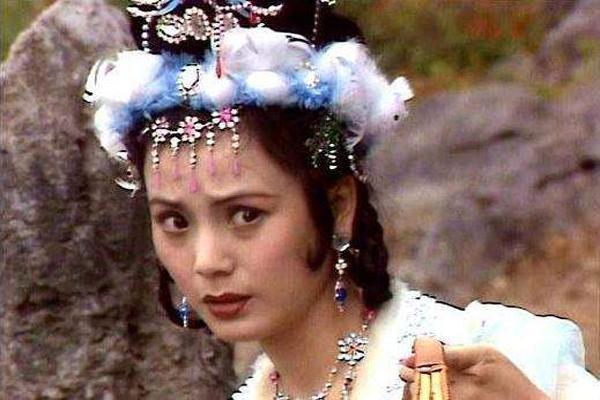86西游记十大美女 最喜欢哪个角色?原来嫦娥仙子是她扮演的
