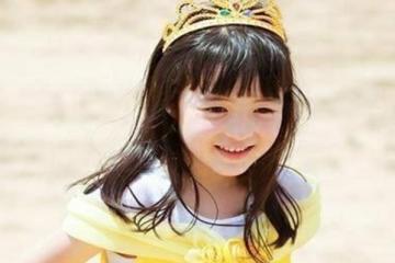 世界十大最美混血童星 夏天排名第二,排名第一的原来是她