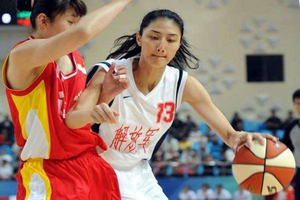 中国女篮十大美女 隋菲菲程凤登榜,第一名有金刚芭比的称号