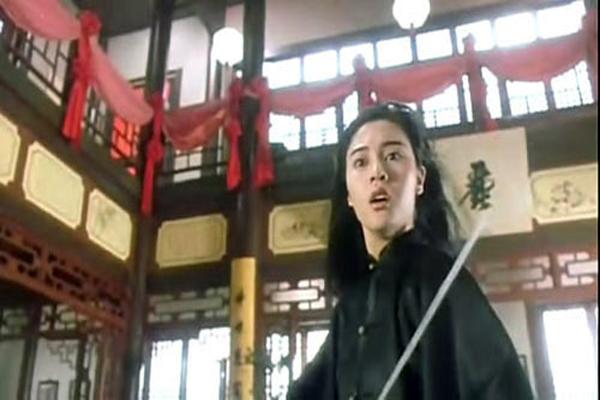 香港古装剧十大美女 王祖贤黎姿都上榜了,却唯独她没有上榜
