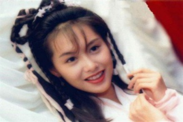香港古装剧十大美女 王祖贤黎姿都上榜了,唯独她没有上榜