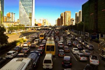 2019中国十大堵城排行榜 北京居然不是第一,8城为北方城市