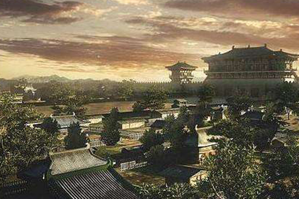 三国时期十大都城