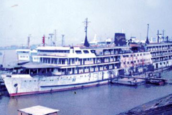 世界十大邮轮沉船