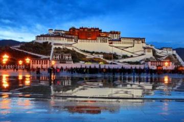 我国十大古建筑:故宫曾住过24位皇帝,第一是七大奇迹之一