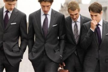 什么牌子的男装最好?世界十大男装品牌排行榜