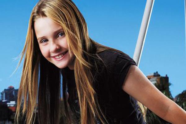 美国十大最漂亮童星 Ariel Gade上榜 第10名曾出演生化危机