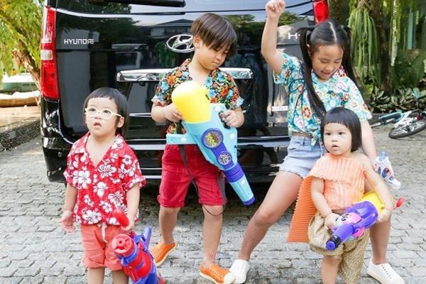 泰国十大最漂亮童星 憨态可掬的小宝贝!被她们圈粉了没呢