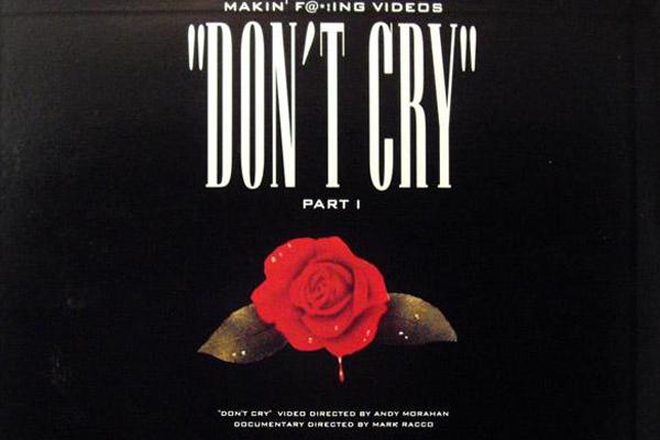 欧美十大经典歌曲 Don't cry上榜,第一是泰坦的主题歌曲