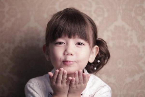 中国十大混血儿童星 可萌可御!刘诺一、刘霓娜荣登第一名