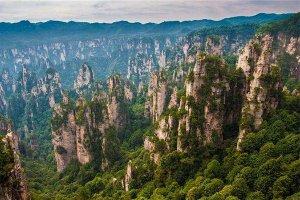 湖南旅游十大必去景区 凤凰古城只能排第三,第一竟是它