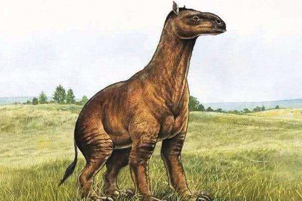 七大史前动物