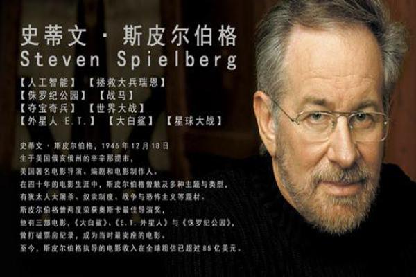 全球十大收入最高导演 收入100亿美元!他被称为科幻片之父