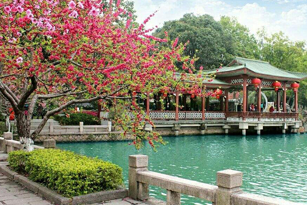福州旅游必去十大景点