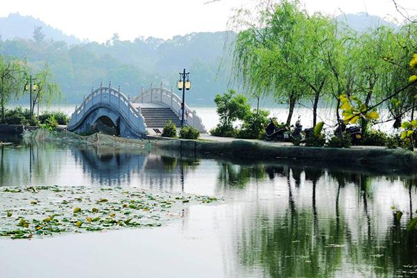 杭州抖音网红地点